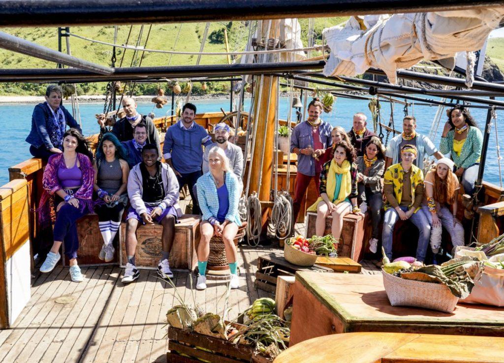 Cast of Season 38 | Robert Voets/CBS Entertainment
